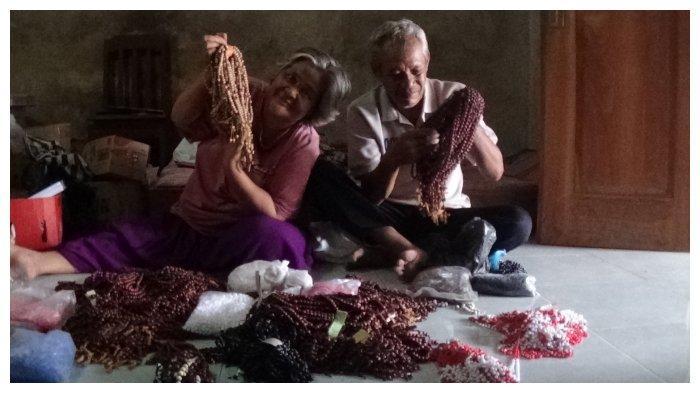 Menilik Usaha Kerajinan Rosario di Yogyakarta Omset Puluhan Juta, Jelang Natal Permintaan Meningkat