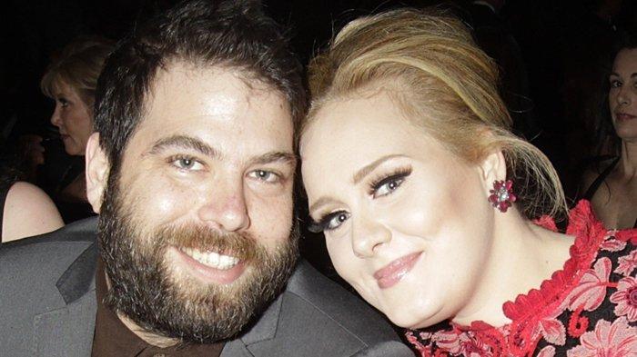 7 Tahun Bersama, Adele dan Simo Konecki Putuskan Bercerai