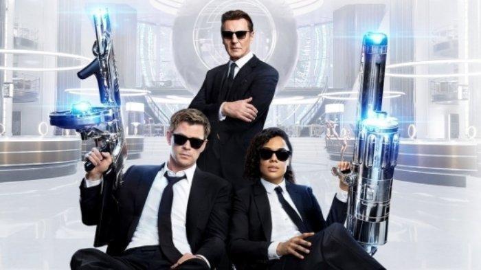 Sinopsis Film Men in Black: International, Agen Rahasia Hadapi Alien, di Bioskop TRANS TV Hari Ini