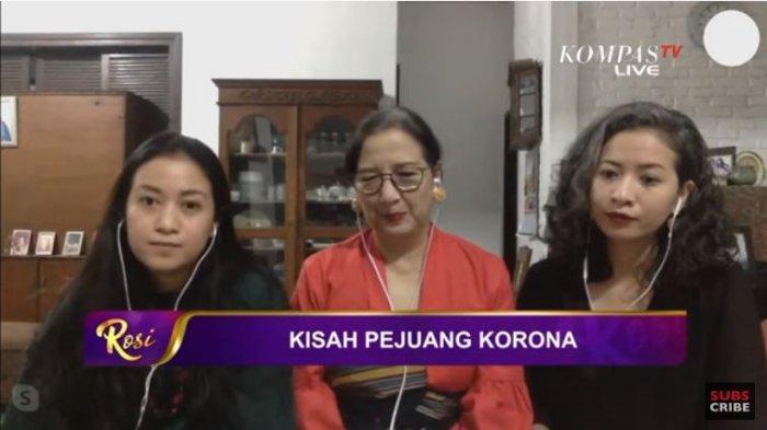 Sita Tyasutami Cerita Hadapi Hujatan Netizen Pasca-jadi Pasien 01 Corona: Untung Ada Mbak Ratri