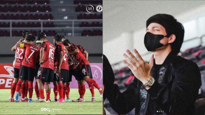 AHHA PS Pati FC Kerap Jadi Bahan Cemoohan Publik, Atta Halilintar Posting Ini di Instagram