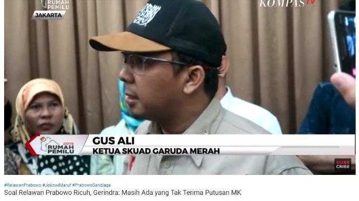 Pengakuan Pendukung yang Tak Terima atas Sikap Relawan Prabowo Tanggapi Putusan MK: Jangan Khianati