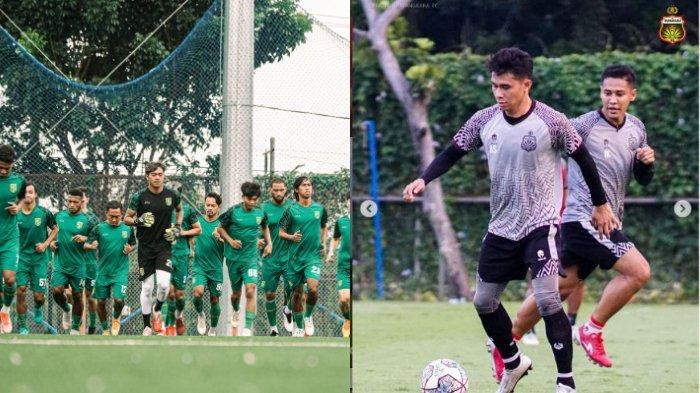 Persebaya Surabaya Vs Bhayangkara FC, Kesempatan Bajul Ijo Beri Kekalahan Perdana untuk Andik dkk