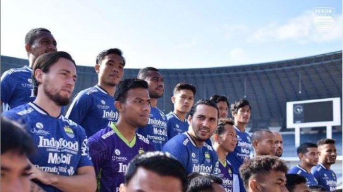Akan Lawan Borneo FC, Ini Peluang Tampil 5 Pemain Persib Bandung yang Dipanggil Timnas Indonesia