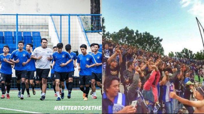 Solidaritas Snex untuk PSIS Semarang di Seri Kedua, Beri Dukungan dan Kawal Bus Laskar Mahesa Jenar