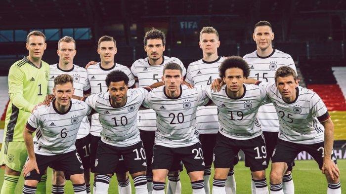 Sedang Berlangsung Jerman Vs Hungaria, Grup F EURO 2020, Tonton Live Streaming Mola TV