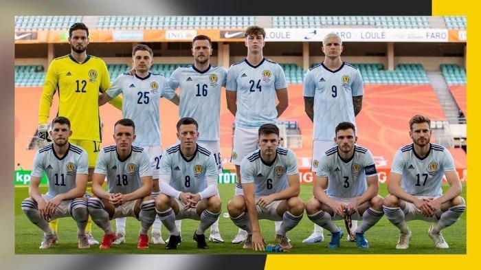 Susunan Pemain EURO 2020 Skotlandia vs Republik Ceko, Tonton Live Streaming Mola TV