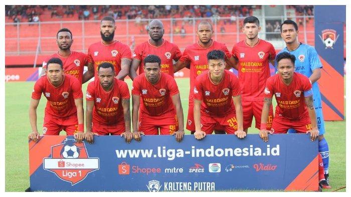 VIDEO Live Streaming Vidio.com Bhayangkara FC Vs Kalteng Putra Pukul 18.30 WIB, Akses di Sini
