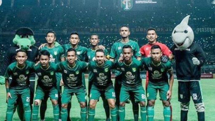 Live Streaming Indosiar Liga 1 2019 Bali United Vs Persebaya Surabaya, Bajul Ijo Tanpa 5 Pemain
