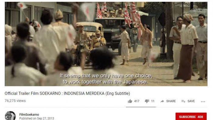 HUT Kemerdekaan RI ke-75, Berikut Daftar Film yang Cocok Ditonton saat 17 Agustus