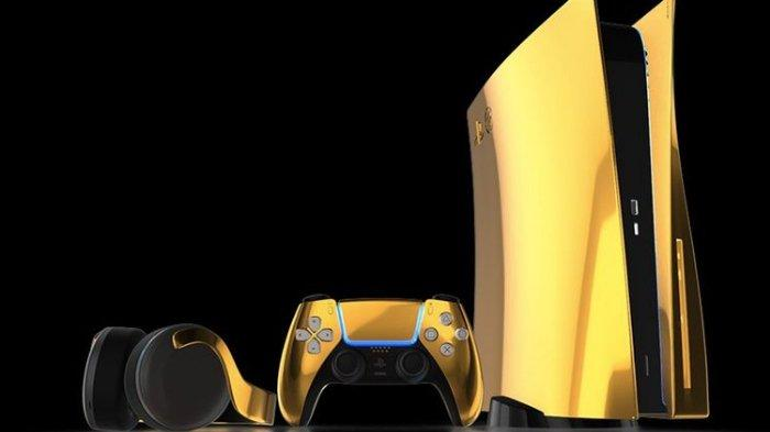 Sony PlayStation 5 Gold