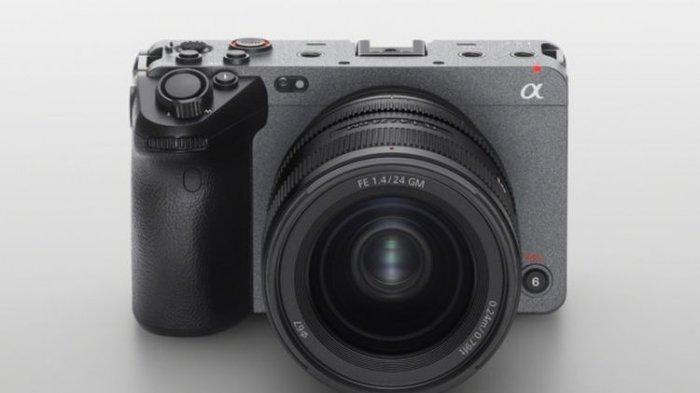Sony resmi mengumumkan kamera Cinema Line FX3, didesain untuk para kreator konten.