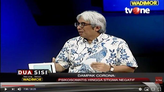 Kabar Baik, Sosiolog Imam Prasodjo Sebut Rapat dengan Banyak Pengusaha Bahas Sumbangan Corona