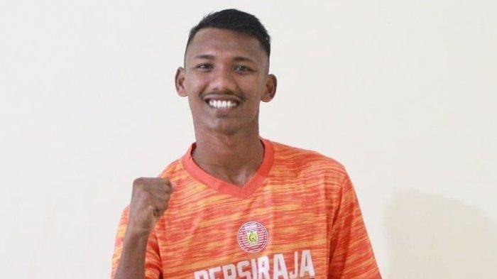 Sosok Assanur Rijal, pemain Persiraja Banda Aceh yang cetak hattrick ke gawang Persita Tangerang