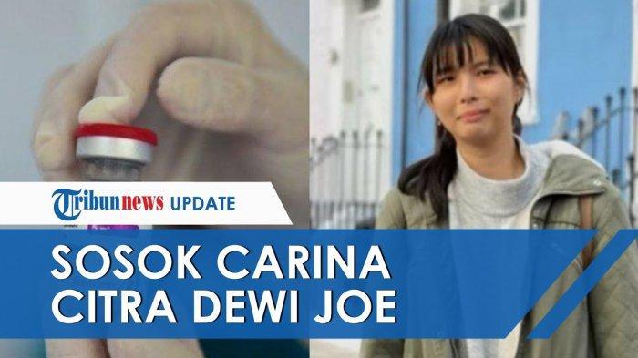 Sosok Carina Joe, Peneliti Asal Indonesia yang Masuk Daftar Pemilik Hak Paten Vaksin AstraZeneca