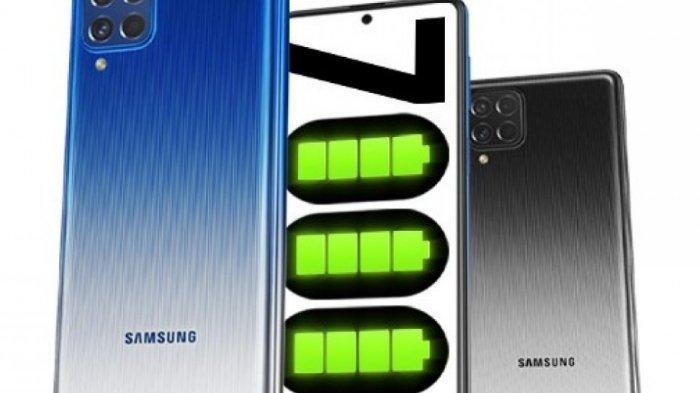 Cek Harga dan Spesifikasi Samsung Galaxy M62, Baterai Berkapasitas 7.000 mAh