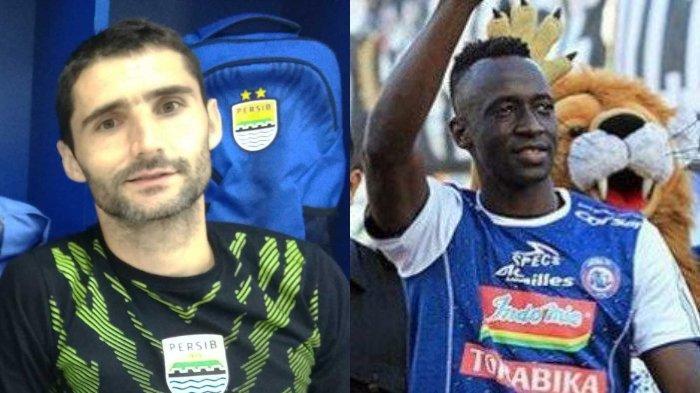 Mengenal 5 Playmaker Andal Klub Papan atas Liga 1 2019, Milik Persib Bandung Diwarnai Kontroversi