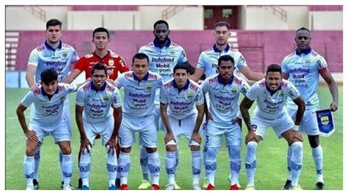 Daftar 26 Pemain Persib Bandung di Liga 1 2020, 5 Pilar Muda Dipinjamkan ke Tim Satelit