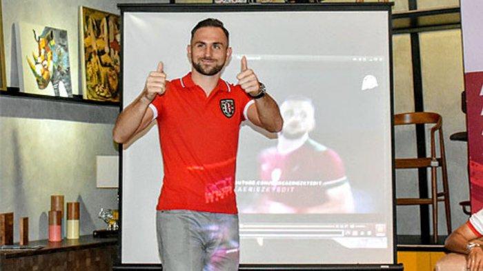 Transfer Liga 1 Mulai Panas, Bali United Dikaitkan dengan eks Madrid hingga Spaso Merapat ke PSM?