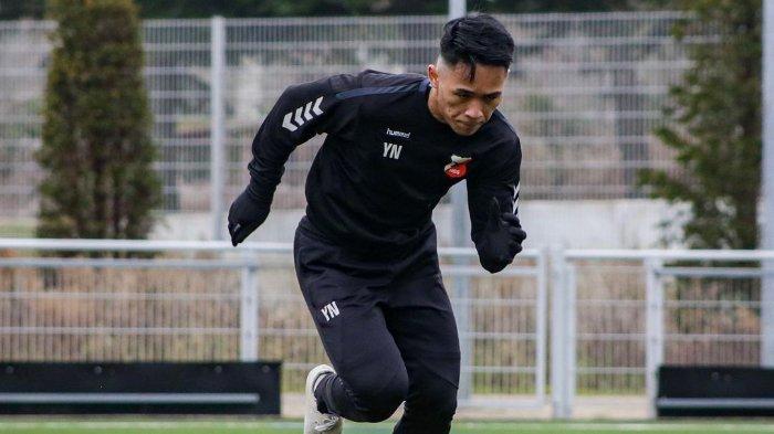 Mantan Striker SC Feyenoord Yussa Nugraha Sudah Tiba di Solo, Segera Gabung Persis?