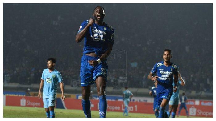 Persib Bandung Kini Sudah Punya 3 Striker Tajam, Apakah Geoffrey Castillion Terlupakan?
