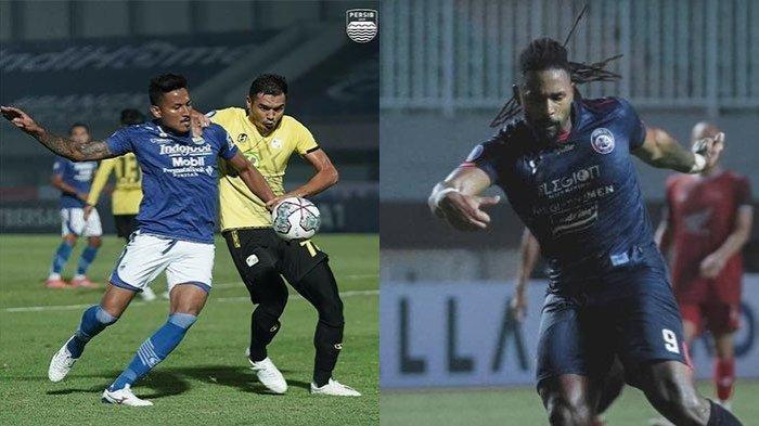 Meski Beda Posisi di Klasemen, Arema FC dan Persib Bandung Miliki Persoalan Sama di Liga 1 2021