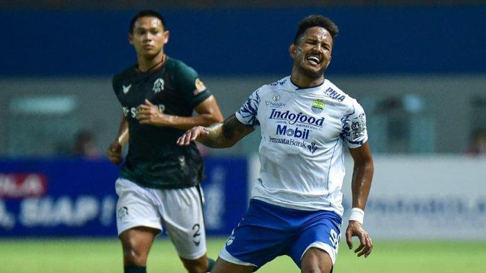 Tak Kunjung Cetak Gol di Persib Bandung, Wander Luiz Tuai Sorotan dan Kritikan dari Bobotoh