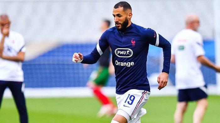 Kondisi Terkini Cedera Karim Benzema, Dibutuhkan untuk Laga Prancis Vs Jerman di EURO 2020
