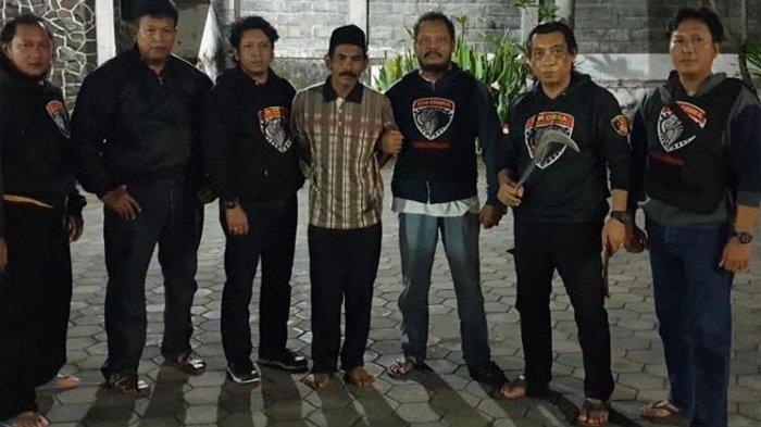 Suami (tengah) Gadaikan Istri Sah Rp 250 Juta ke Pria Lain, Penerima Gadai Enggan Kembalikan, Endingnya Tragis.