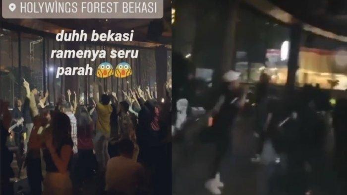 Fakta Video Viral ABG Joget Berdesakan di Tempat Hiburan Malam Bekasi, Pengelola Beri Penjelasan