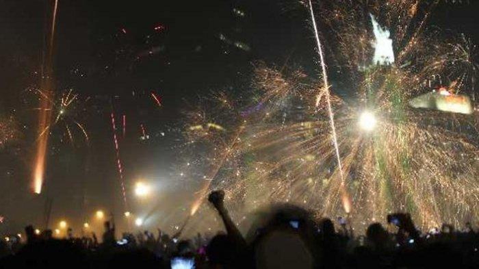 10 Lokasi Terbaik untuk Menikmati Malam Tahun Baru di Yogyakarta