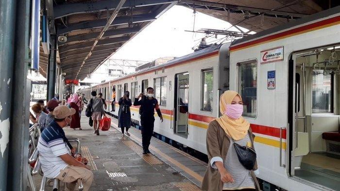 Dibatasi saat Idulfitri 24 dan 25 Mei 2020, Ini Jadwal KRL di Jakarta selama Lebaran