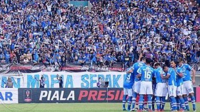 Persib Bandung Tak Bawa 7 Pemainnya TC ke Batam, Siapa yang akan 'Dibuang' Miljan Radovic?