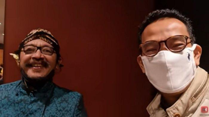 Diledek Refly Harun Jadi Pemegang Saham yang Bubarkan ILC, Reaksi Sujiwo Tejo: Nanti Ketemu Lagi