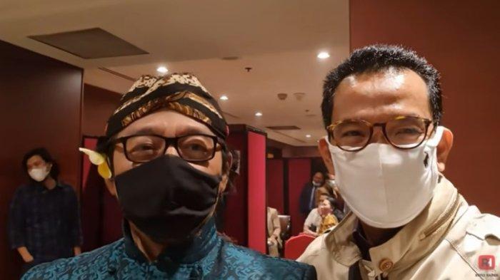 ILC Cuti Panjang, Sujiwo Tejo Berseloroh Bakal Buat yang Baru, Refly Harun: Klub Indonesia Pembohong