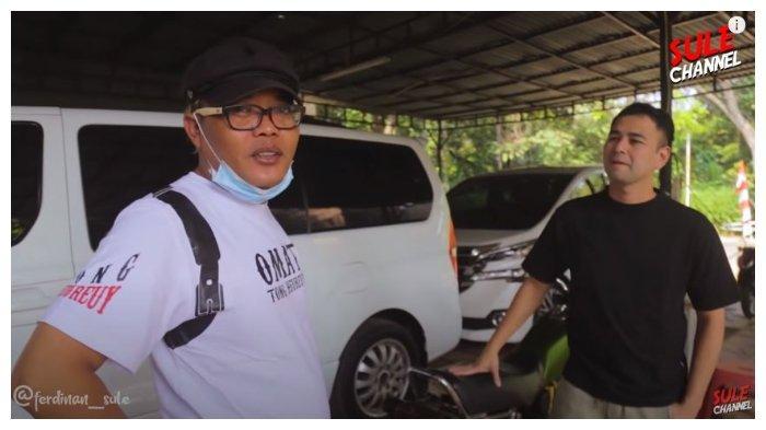 Alasan Sule Butuh Uang dan Ingin Jual Tanahnya 1,7 Hektar pada Raffi Ahmad: Program Sudah Berkurang