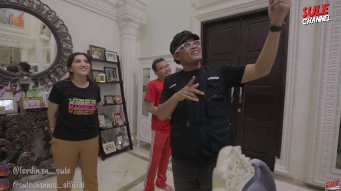 Ashanty Cerita ke Sule Masa-masa saat Tinggal di Ruko dengan Anang Hermansyah: Capek Banget Kan