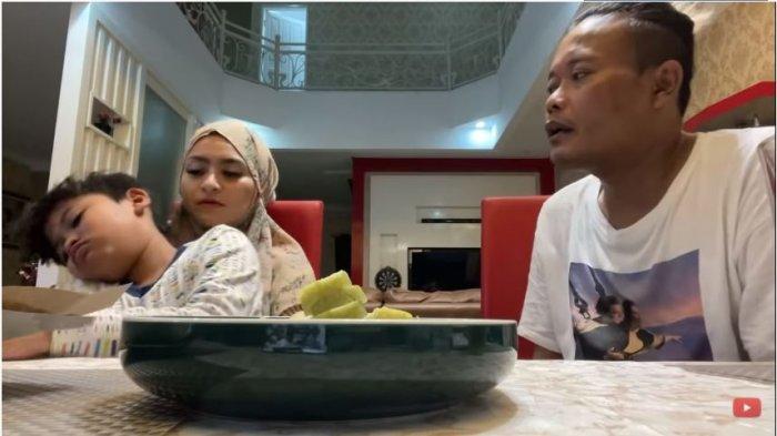 Ferdi Ngambek di Pangkuan Nathalie Holscher, Sule: Oh, Enggak Mau Dekat Aku, Kenapa Aku Disalahin?