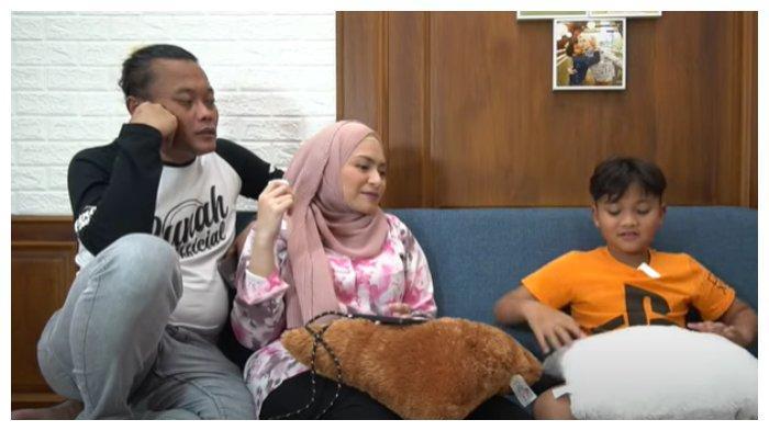 Kedekatan Nathalie Holscher dengan Anak Bungsu Sule Terungkap, Ferdi Beri Hadiah untuk sang Bunda