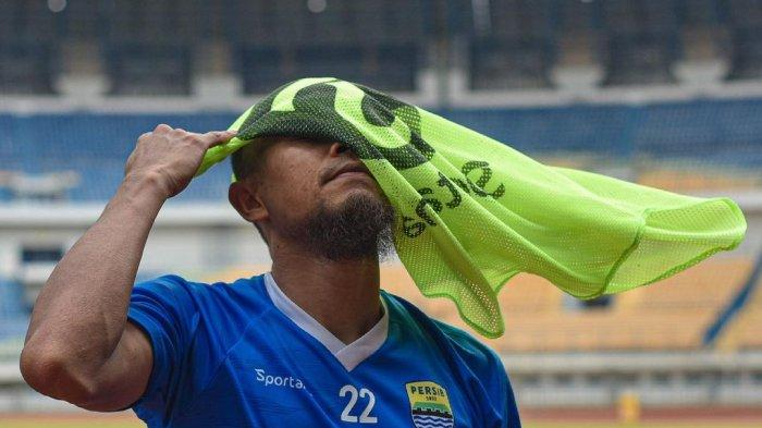 Supardi Nasir Catatkan Rekor sebagai Pemain Paling Banyak Bela Persib Bandung, Catatkan 150 Laga