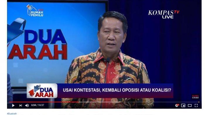 Supratman Ungkap Posisi Gerindra di Pemerintahan Jokowi-Ma'ruf, Sebut Sikap Partai Sudah Jelas