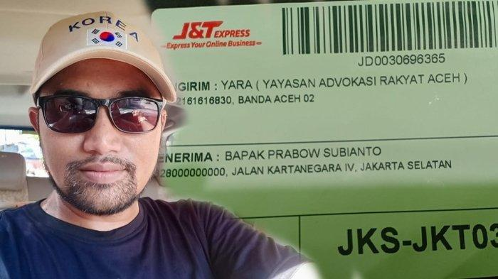 Lewat Surat, YARA Minta Prabowo Lepas Tanah HGU di Aceh untuk Dibagikan pada Korban Konflik