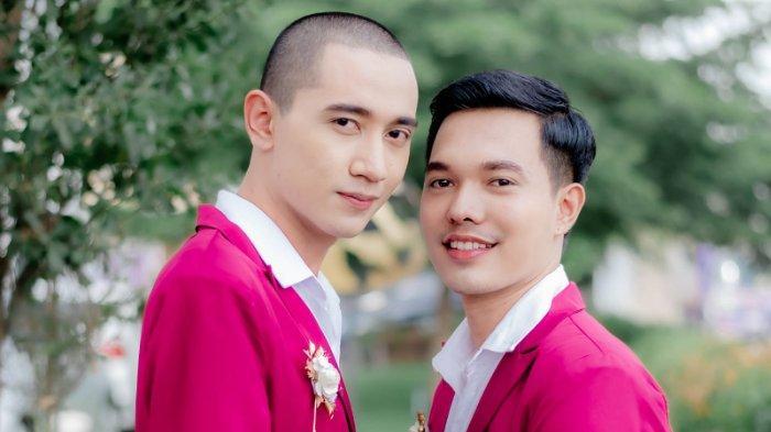 Suriya Koedsang, pasangan sesama jenis asal Thailand yang dibully warganet Indonesia, kini menempuh jalur hukum.