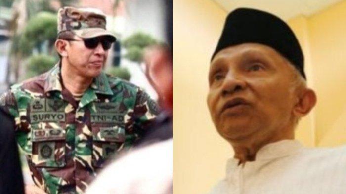 Soal Amien Rais Maju 2019, Suryo Prabowo: Itu Sama saja Menghendaki Jokowi Jadi Presiden Dua Kali