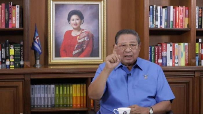 Klaim SBY Merekayasa Kongres Demokrat 2020, Jhoni Allen: AHY di Puncak, tapi Tak Pernah Mendaki