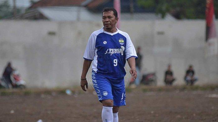 Sejarah Persib Bandung: Sutiono Cetak Gol Lebih Banyak dari Cristian Gonzales, Berapa Torehannya?