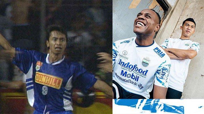 Jersey Away Persib Bandung Terinspirasi saat Jadi Juara Perserikatan, Ini Penjelasan Legenda Maung