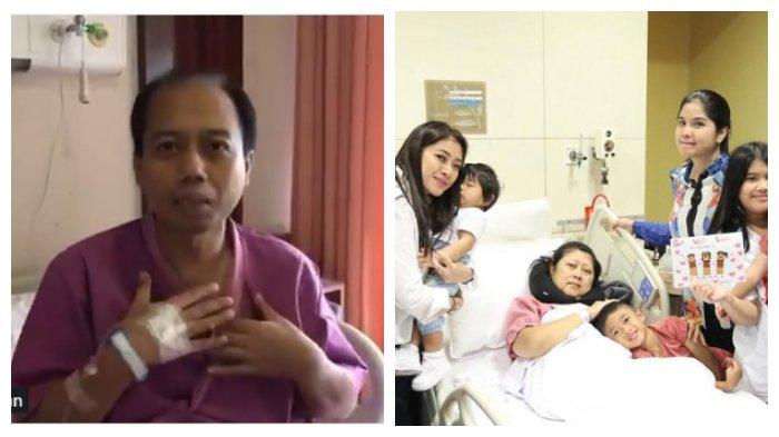 Sesama Penderita Kanker, Sutopo Beri Pesan ke Ani Yudhoyono dan Sebut Masih Diperlukan Rakyat