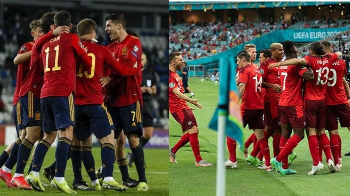 Prediksi Susunan Pemain Swiss Vs Spanyol Euro 2020: Morata dkk Sudah Panas, Granit Xhaka Bawa Spirit