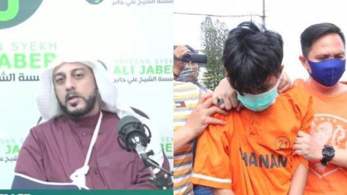 Fakta Baru Penusuk Syekh Ali Jaber: Dulu Pengagum, tapi Berubah Jadi Benci setelah Bertemu Seseorang
